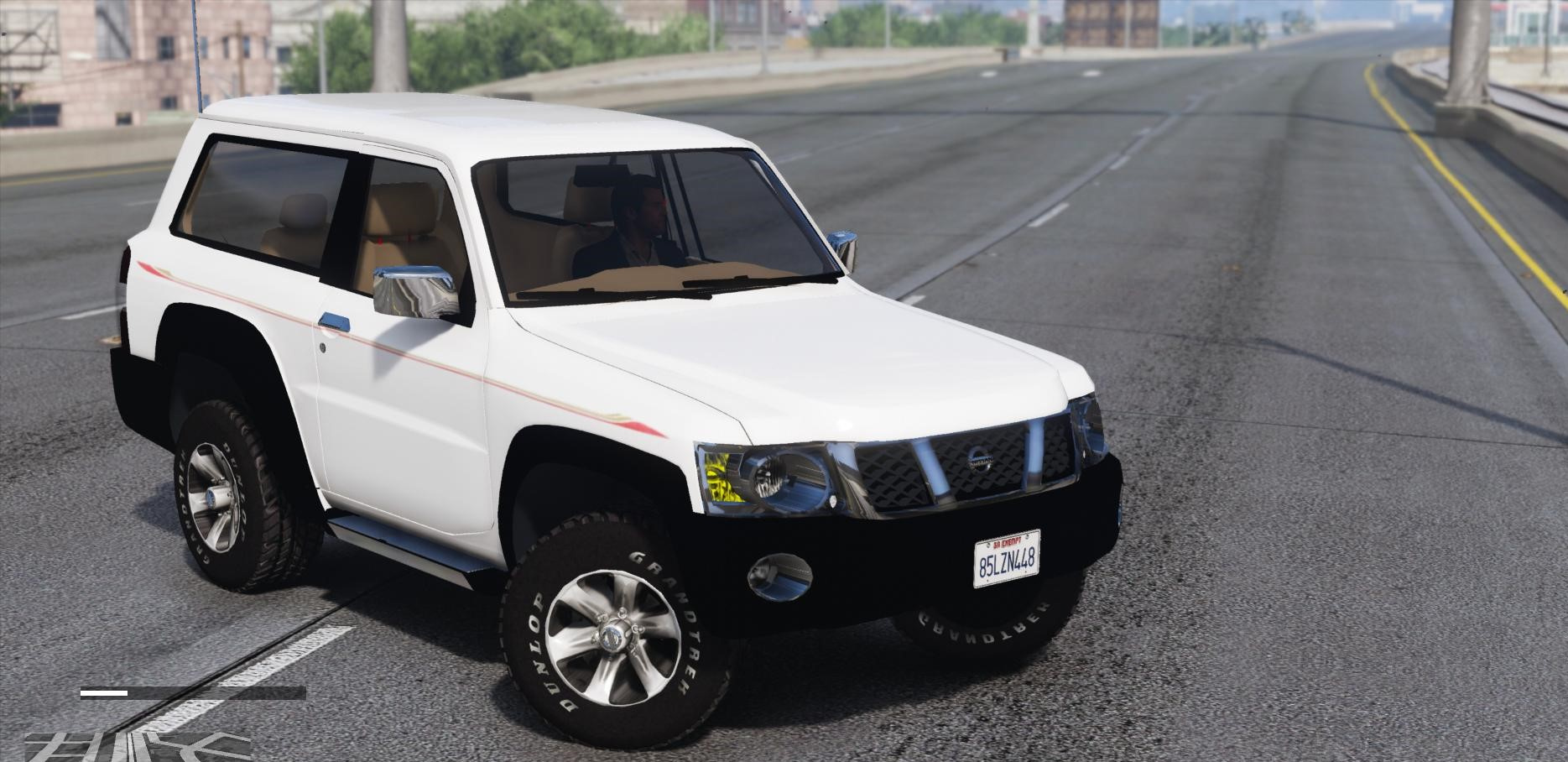 Nissan Patrol GL VTC 4800 Y61 2016 2-door [Add-On | Replace | Livery