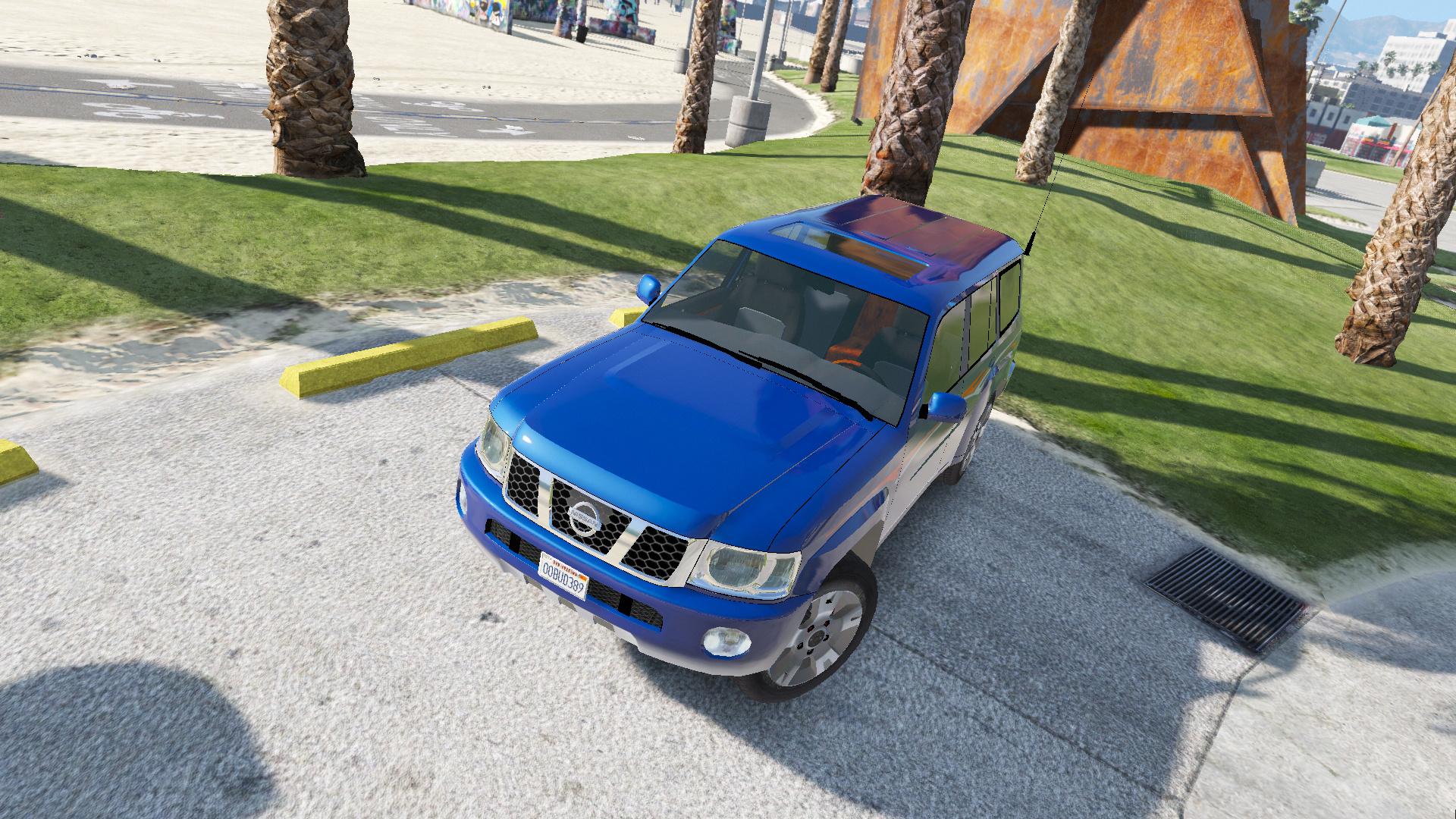 2005 Nissan Patrol VTC 4800 - GTA5-Mods.com