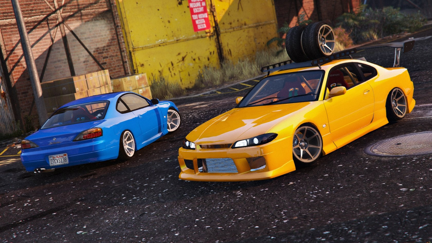 Nissan Silvia S15 [Add-On / Replace | Tuning] - GTA5-Mods.com