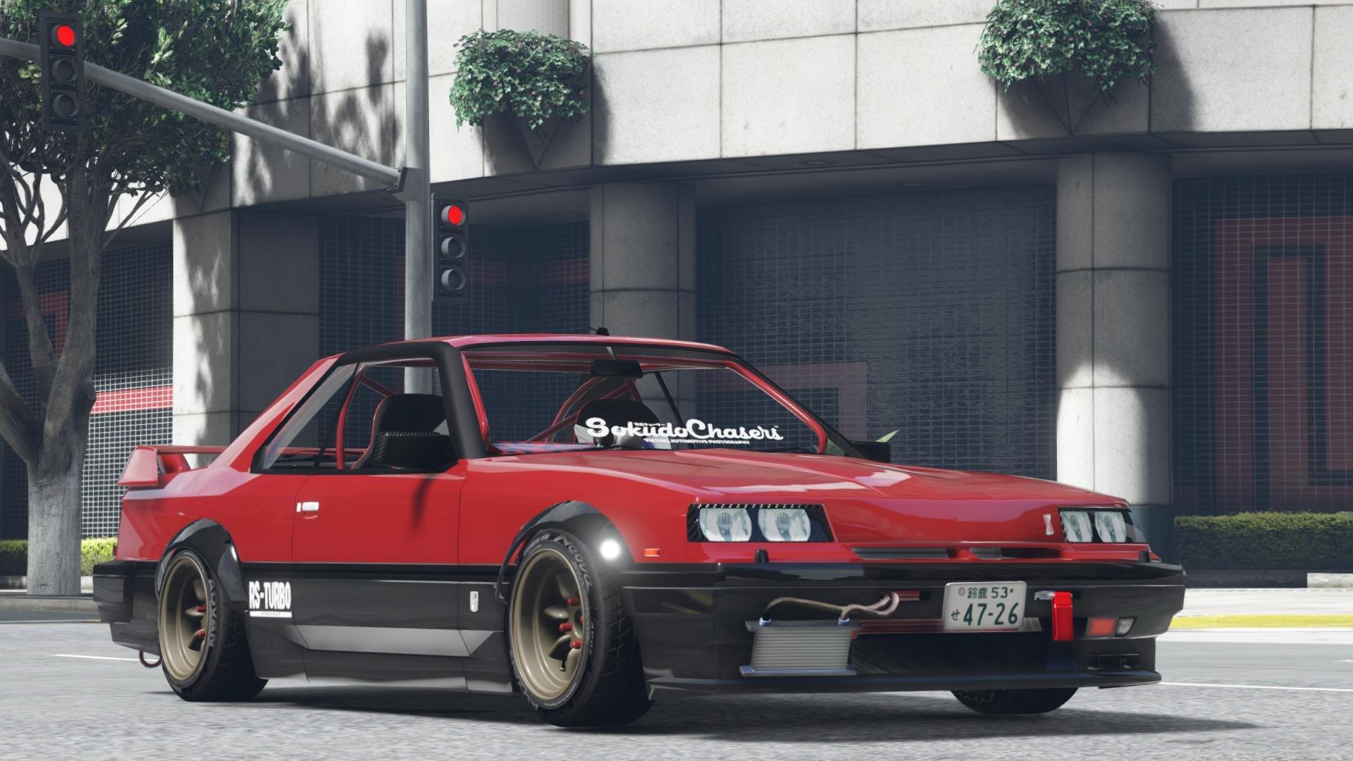Nissan Skyline Rs X R30 Add On Replace Gta5 Mods Com