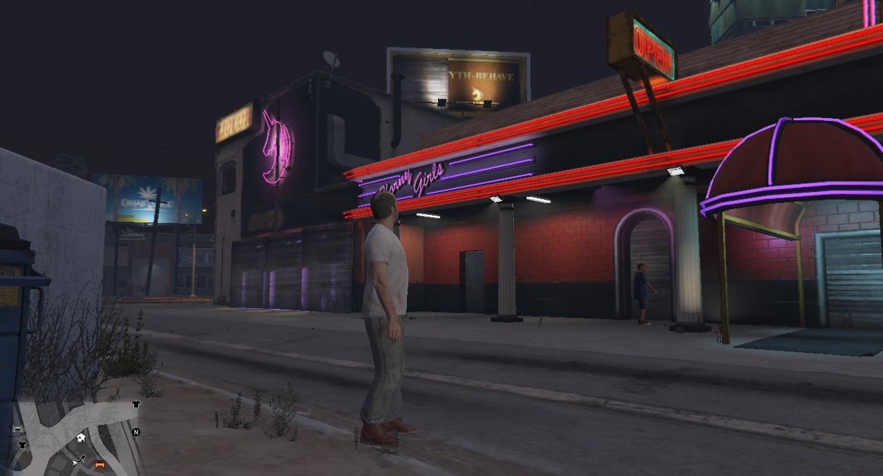 No more Strip Club - GTA5-Mods.com