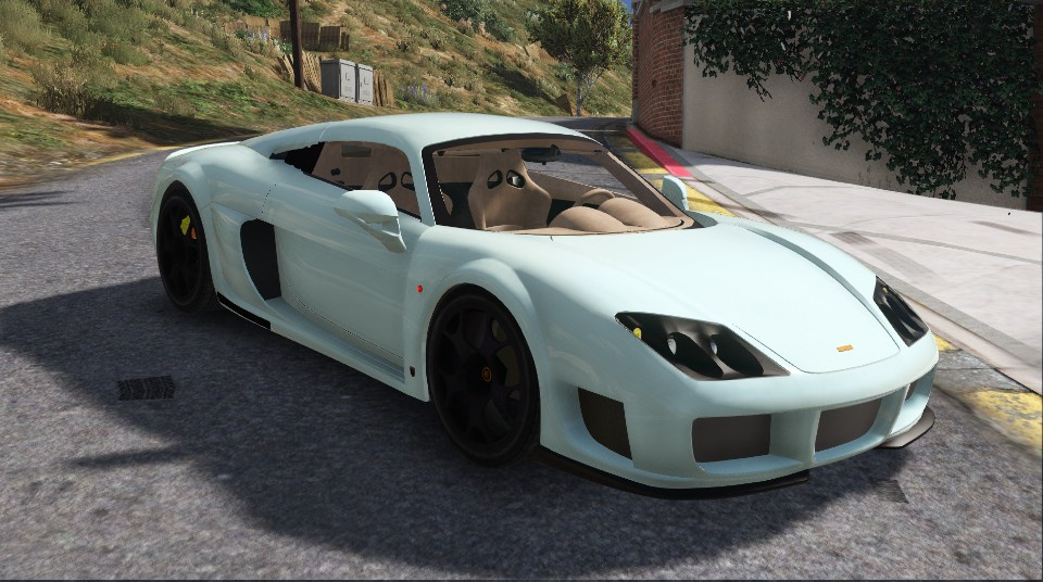 Noble M600 2010 [Add-On / Replace] - GTA5-Mods.com
