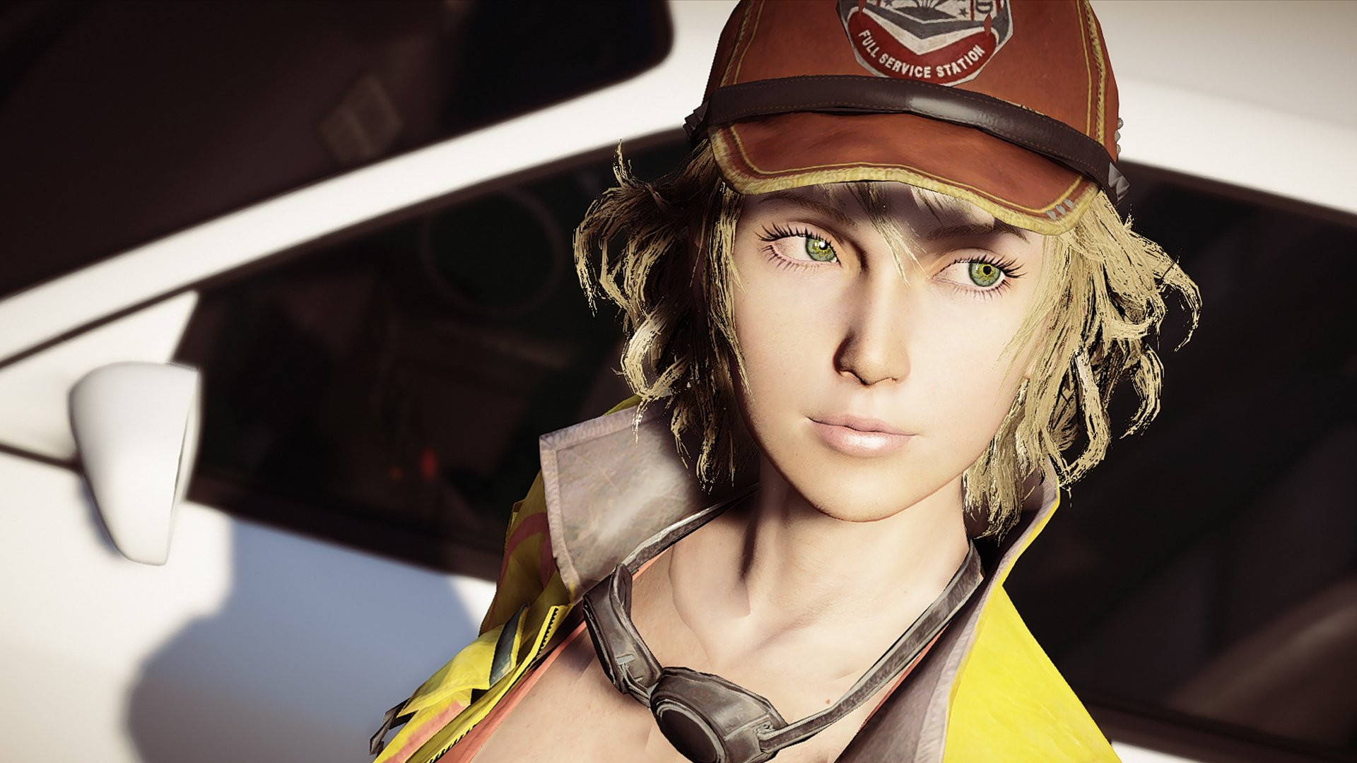 Noctis Lucis Caelum & Cindy Aurum Final Fantasy XV [Add-on Ped