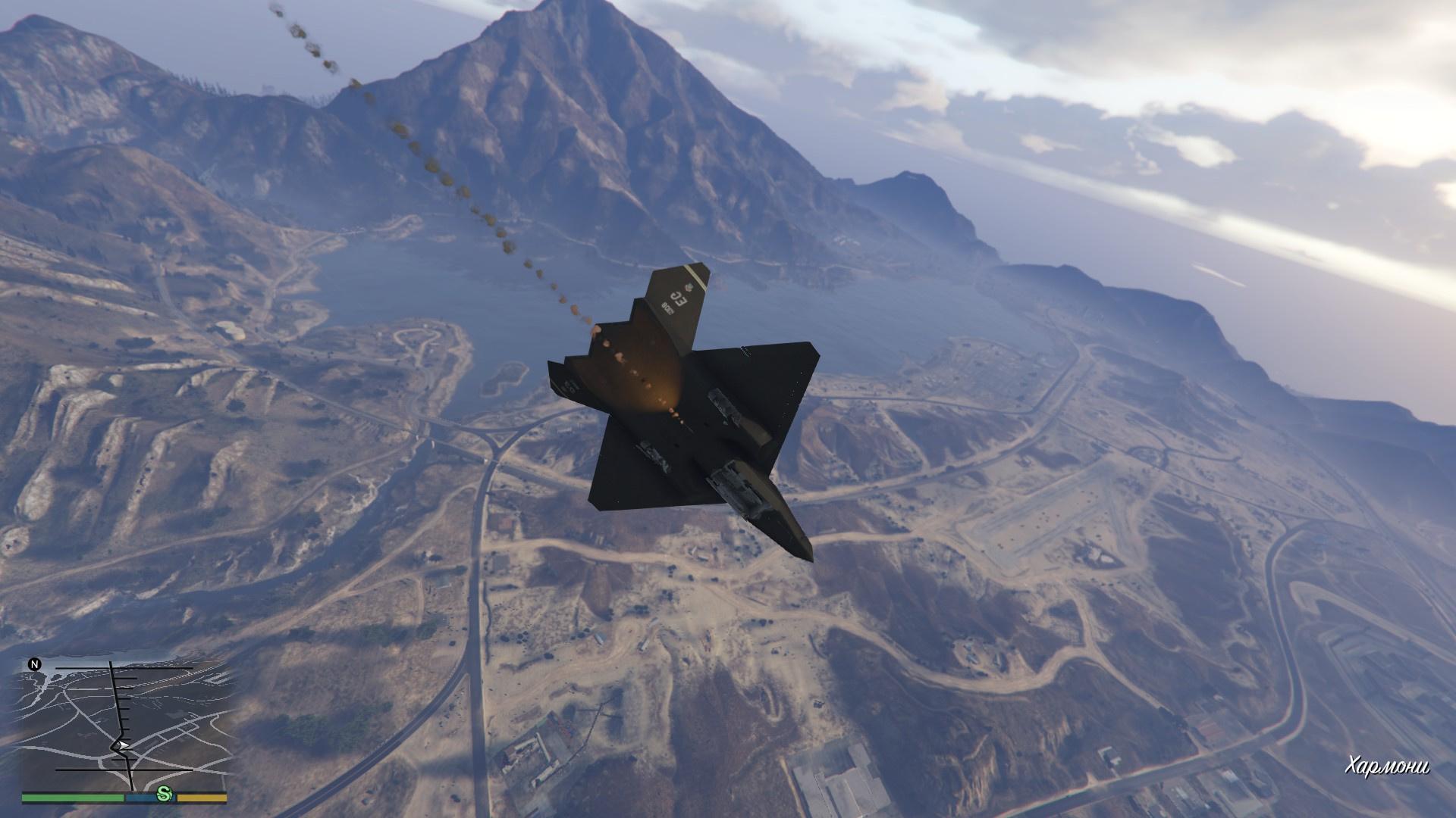 Northrop Mcdonnell Douglas Yf 23 Add On Replace Gta5
