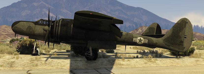 War Thunder P61