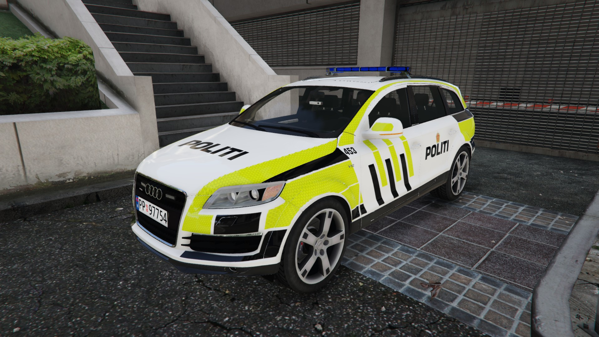 Q Cars Police