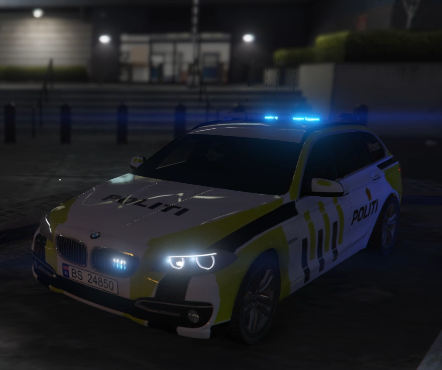 Gta 4 Vehicles Img For Backup Mod: Norwegian Police Vehicle Pack