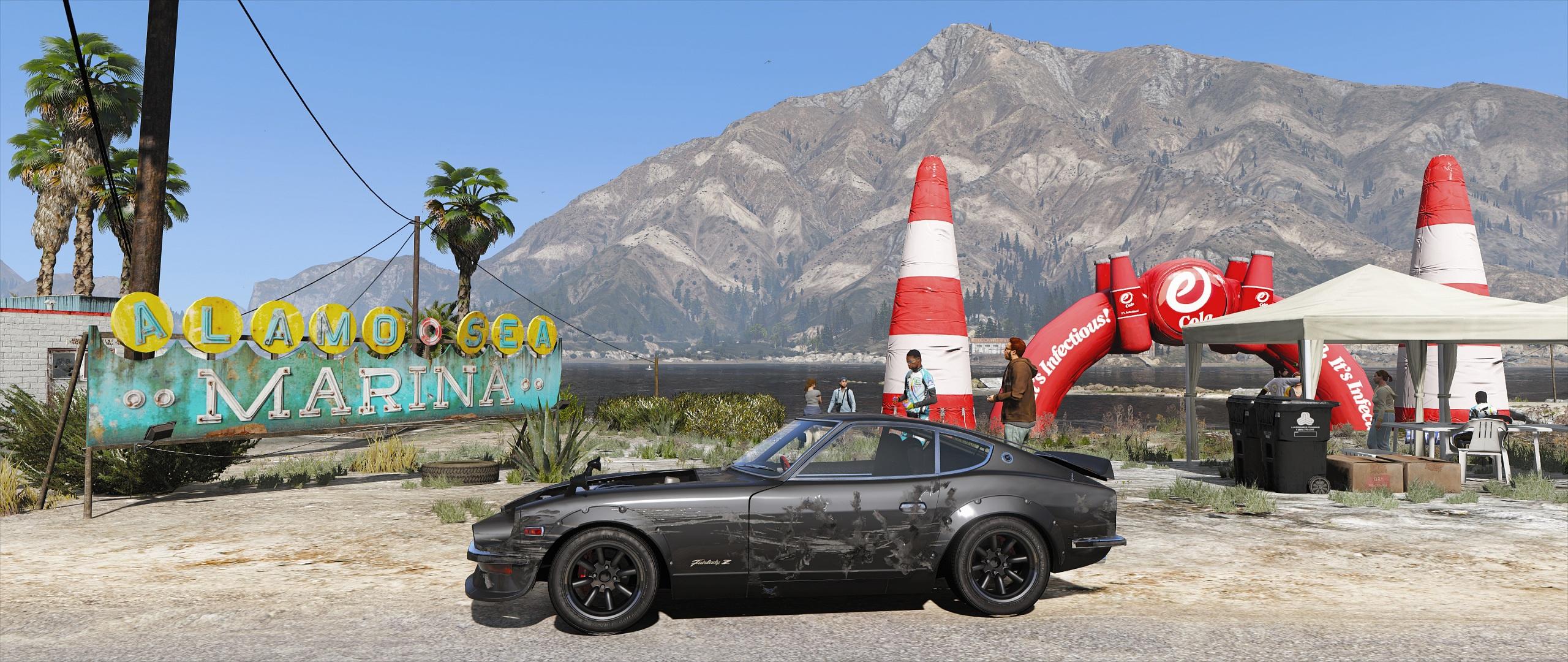 NVIDIA ΞNB Color Patch - GTA5-Mods com