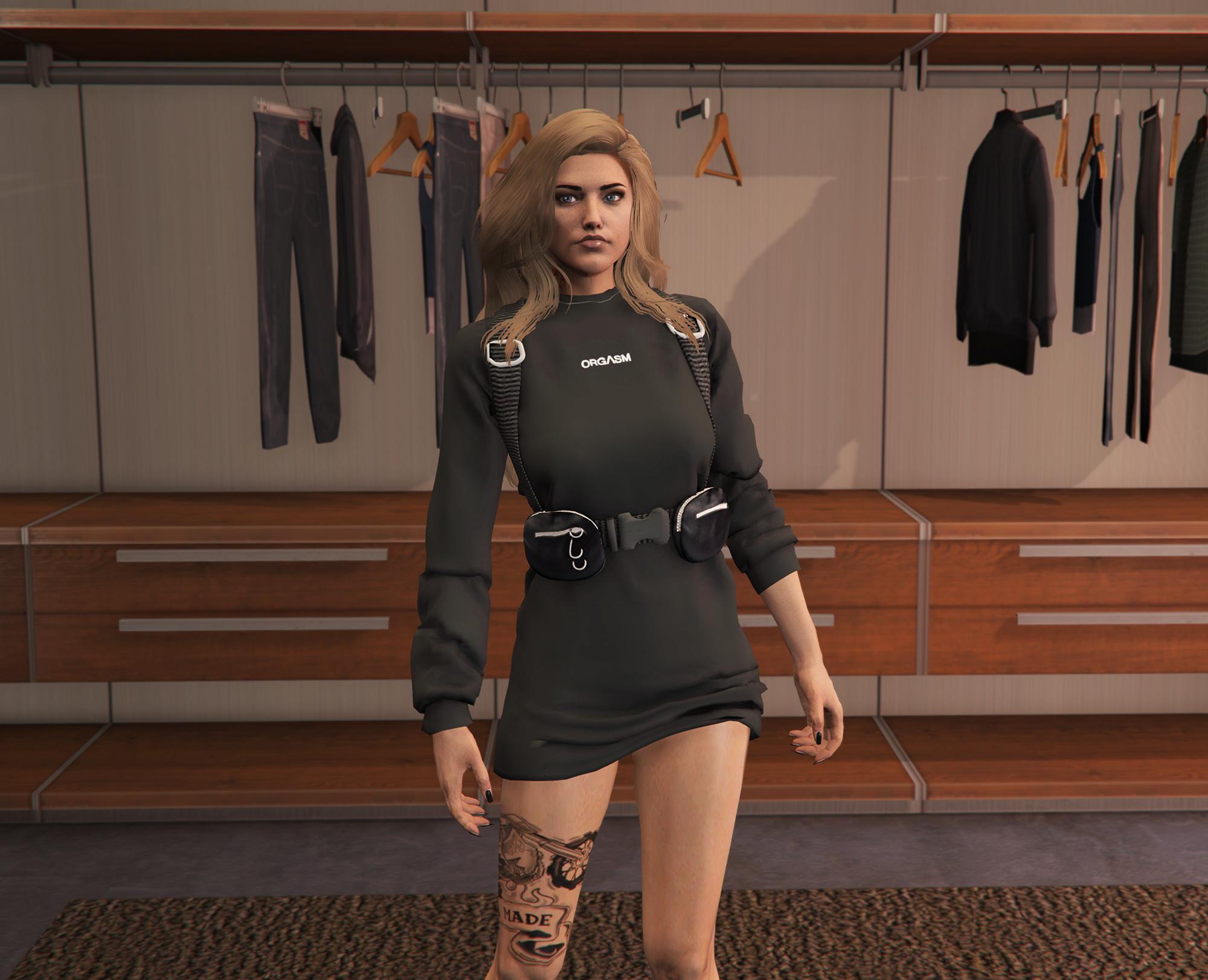 Cute dress for MP Female - GTA5-Mods.com