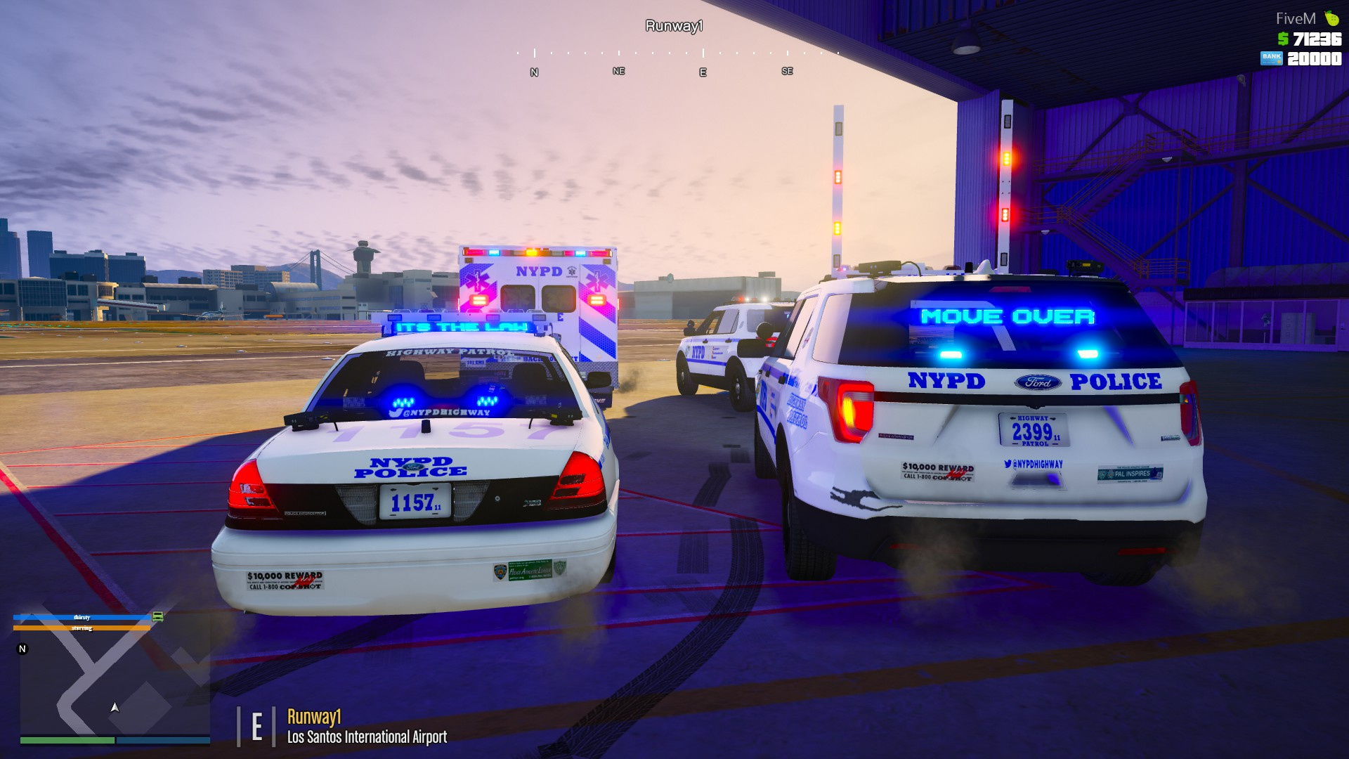 Nypd Vehicles Pack Add On Fivem