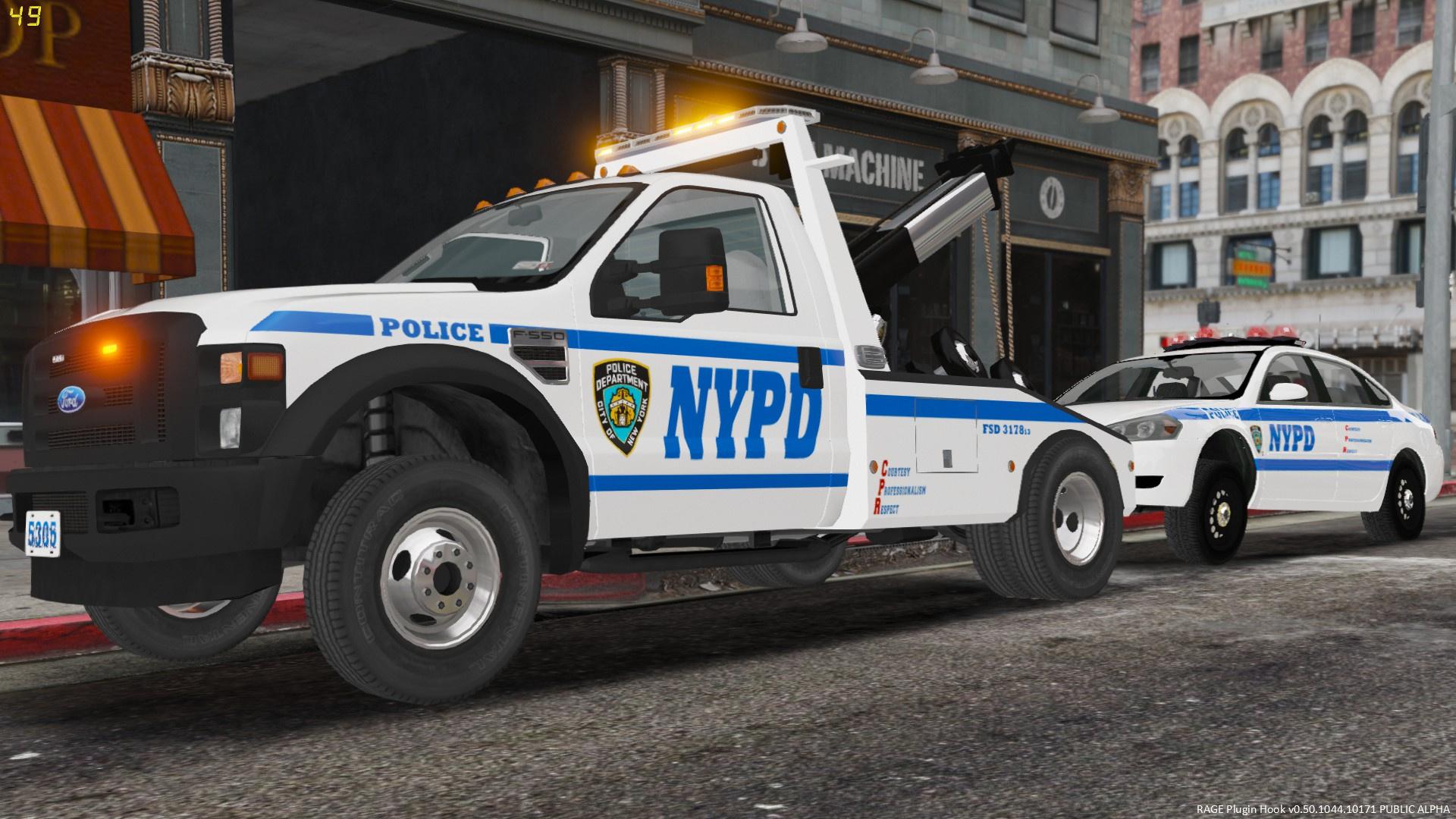 GTA 5 Vehicle Paint Job Mods Emergency North America GTA5 Mods