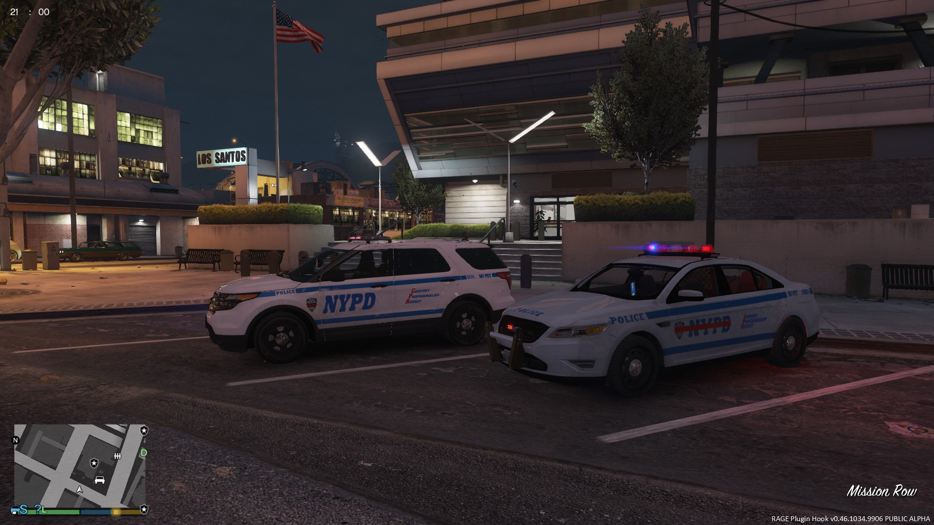 NYPD Remembers Fallen FDNY Hero Pack - GTA5-Mods.com