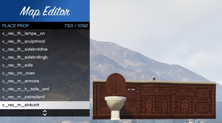 Object list 10k - GTA5-Mods com
