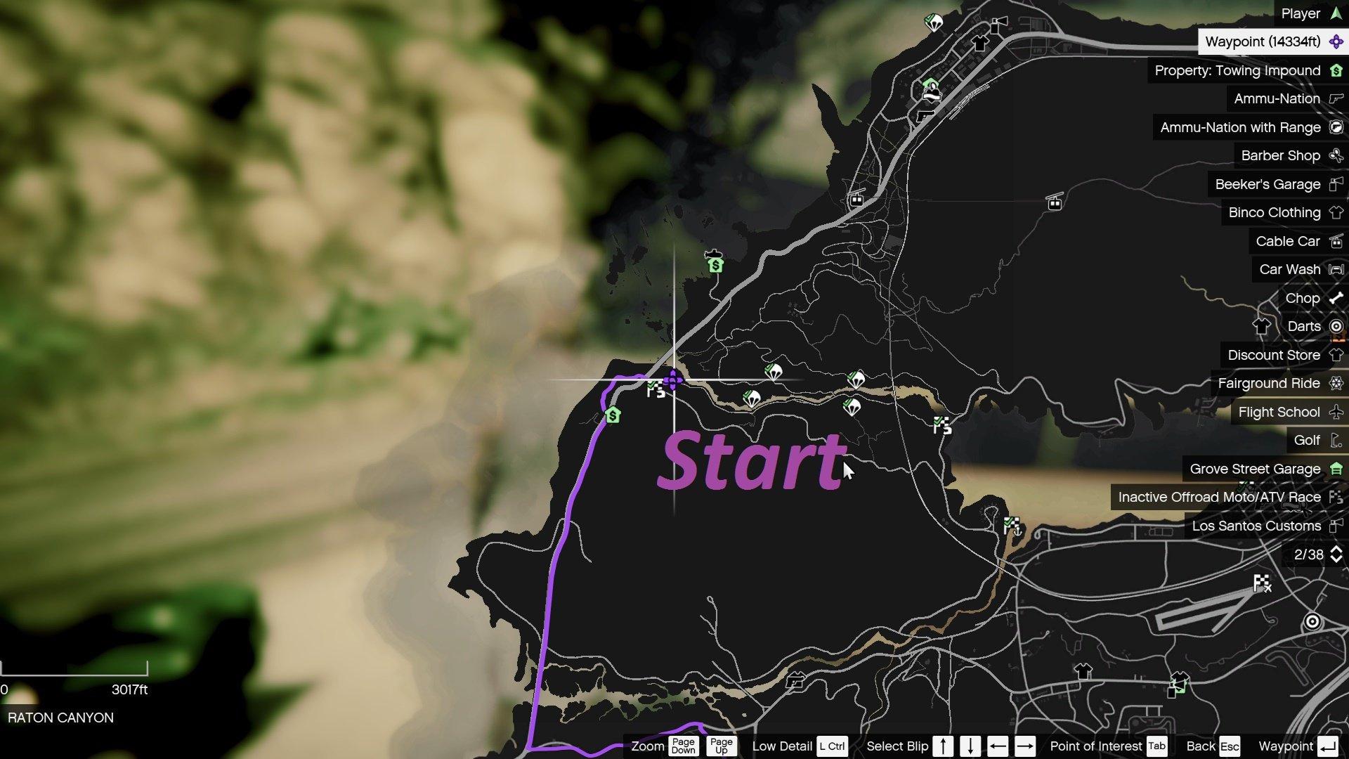Off-Road Nature Track - GTA5-Mods com