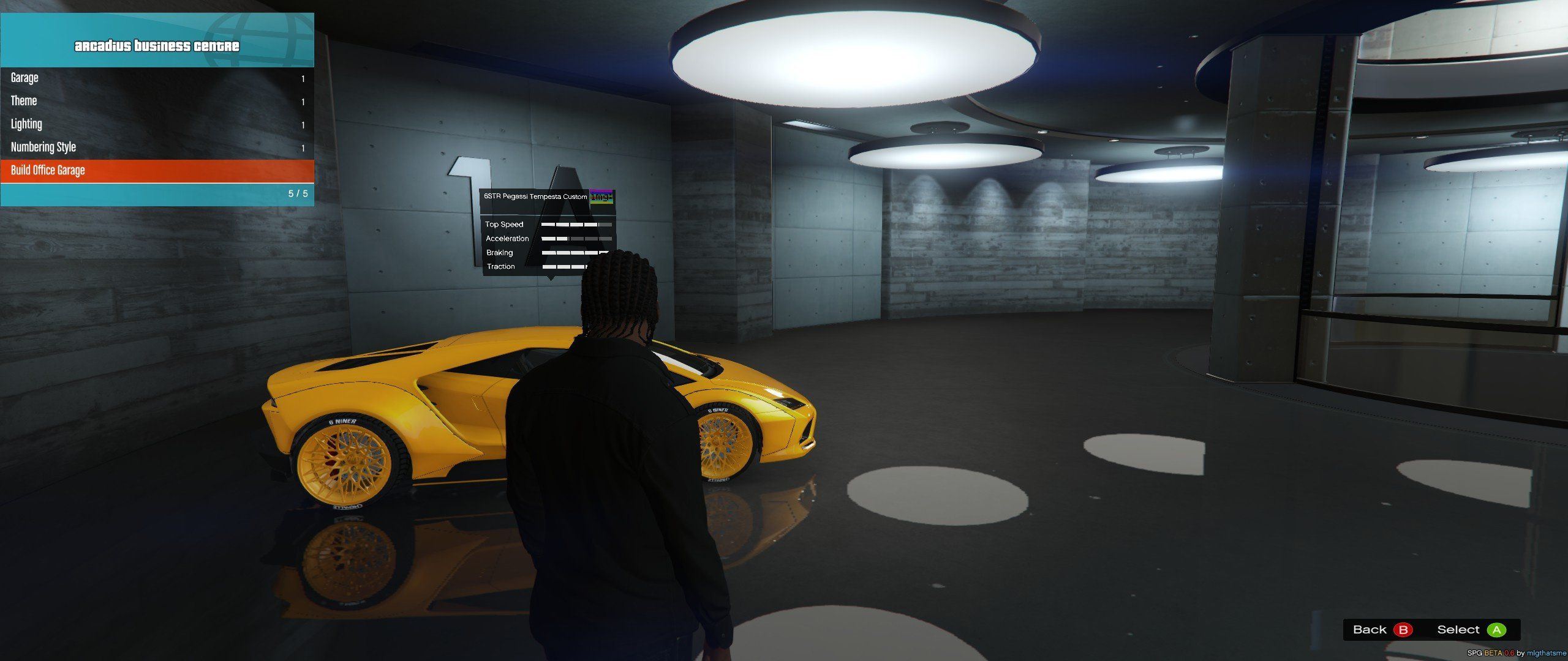 Office Garages Spg Gta5 Modscom