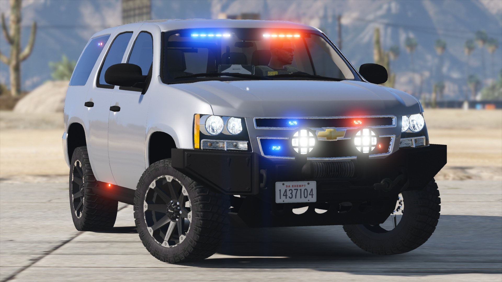 GTA 5 Vehicle Mods SUV Chevrolet GTA5 Mods