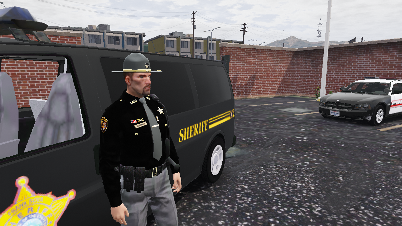 Ohio Sheriff Transport Van - GTA5-Mods com