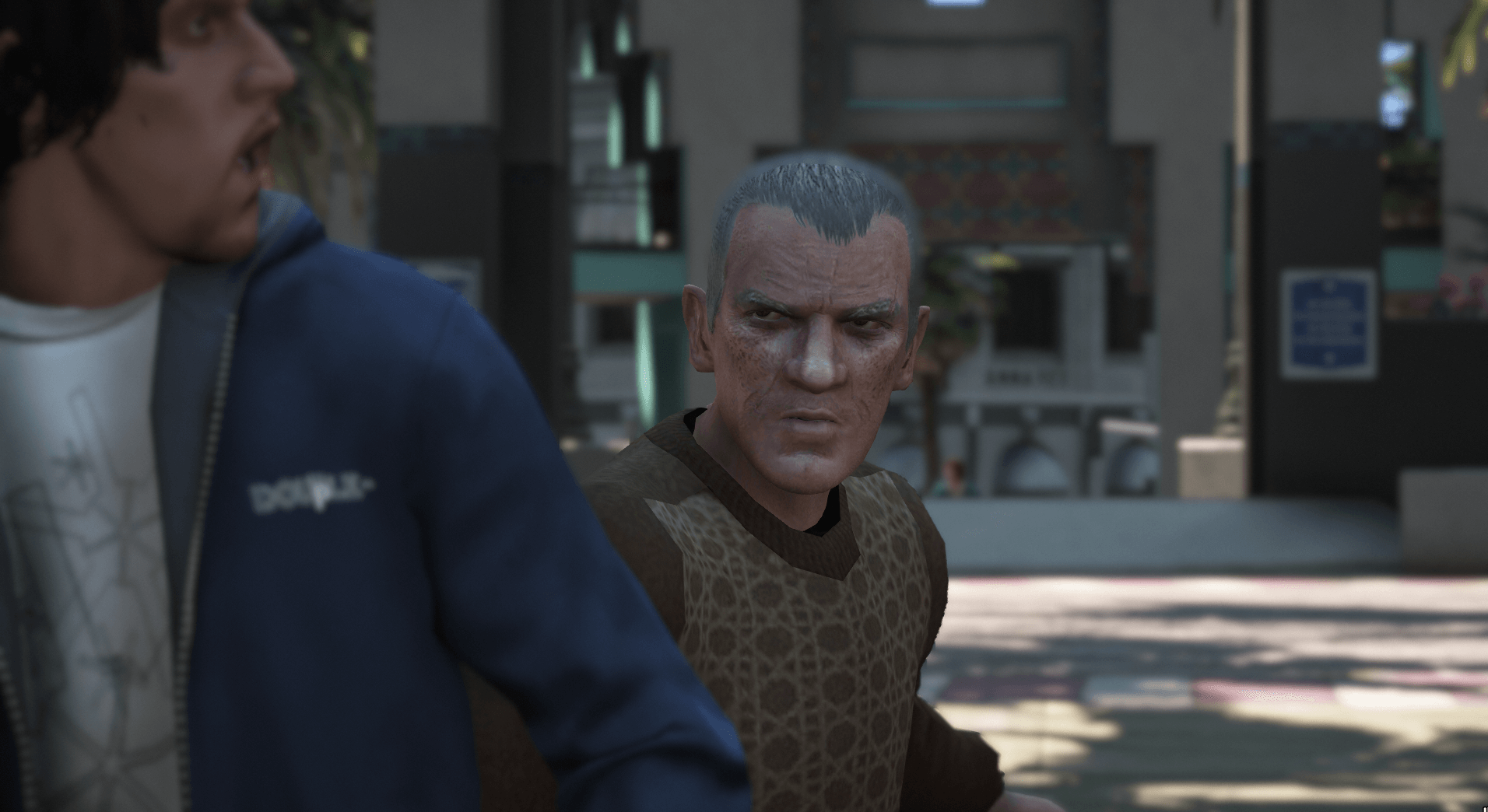 old badass niko bellic gta5modscom