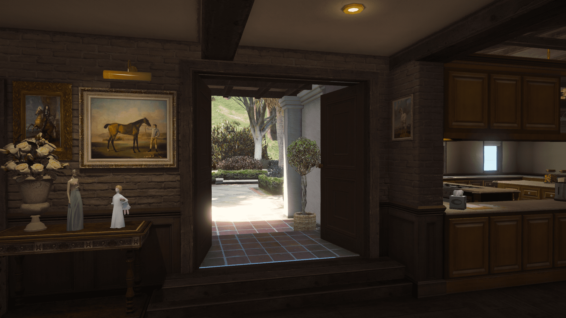 Open Madrazo ranch doors - GTA5-Mods.com on open modern house interior, open ranch house plans, open ranch home,