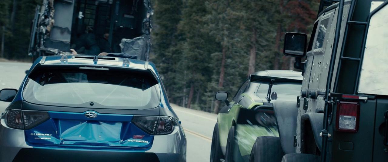Original Livery Subaru Wrx Fast And Furious 7 Gta5 Mods Com