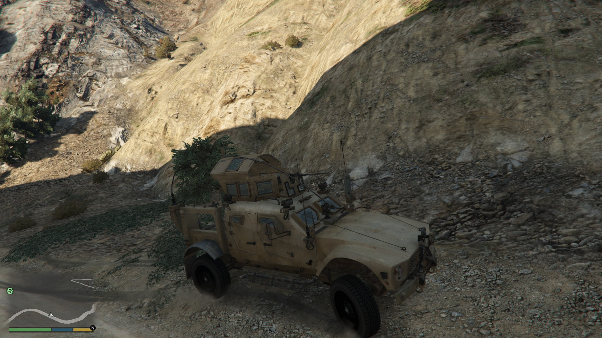 Oshkosh M-ATV - GTA5-Mods com