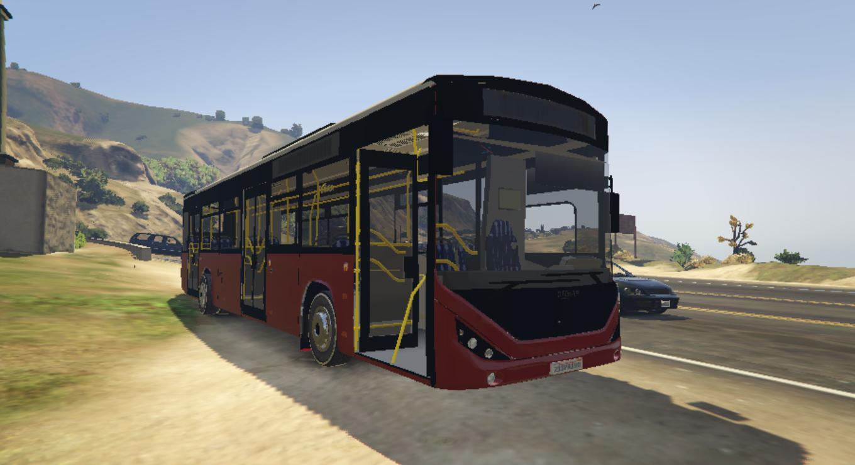 Otokar Kent Bus (Beta) - GTA5-Mods com