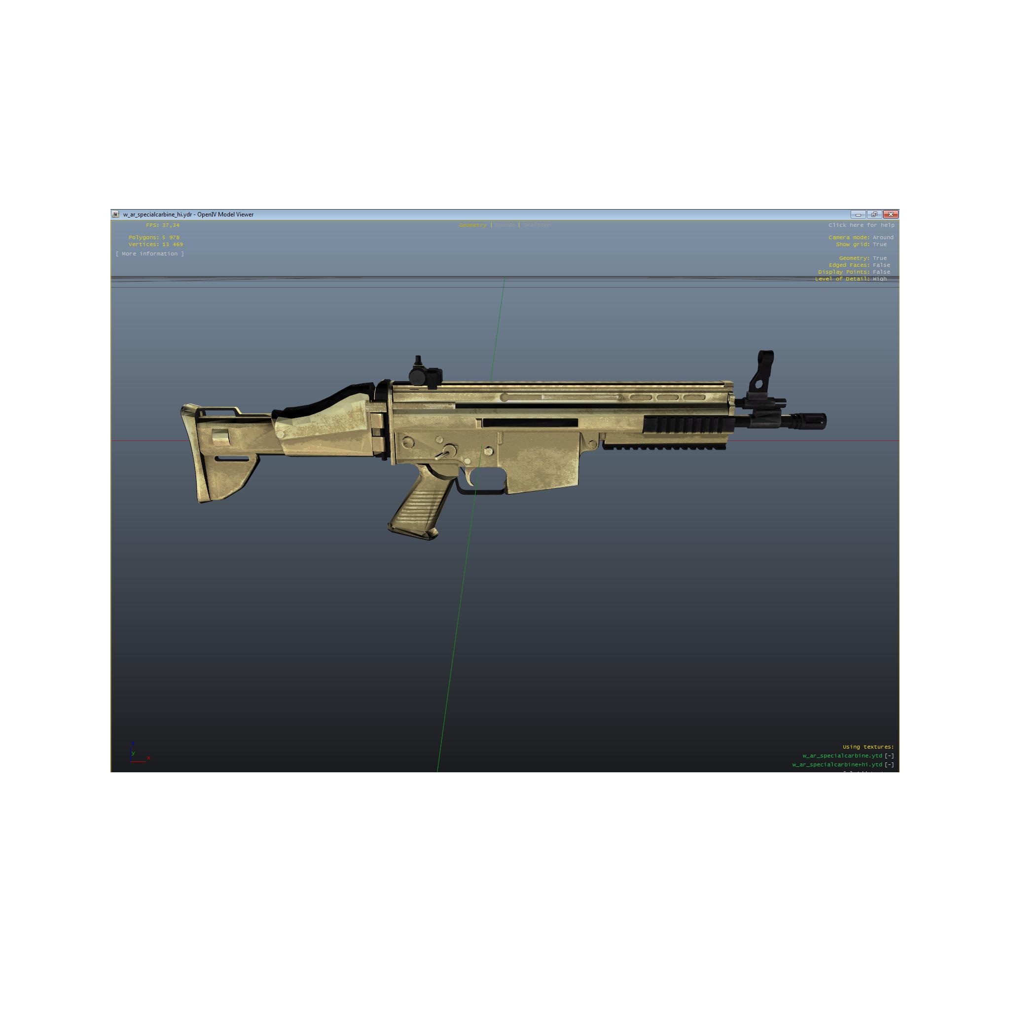 Proudnoob4 Retextured Weapons Pack - GTA5-Mods com