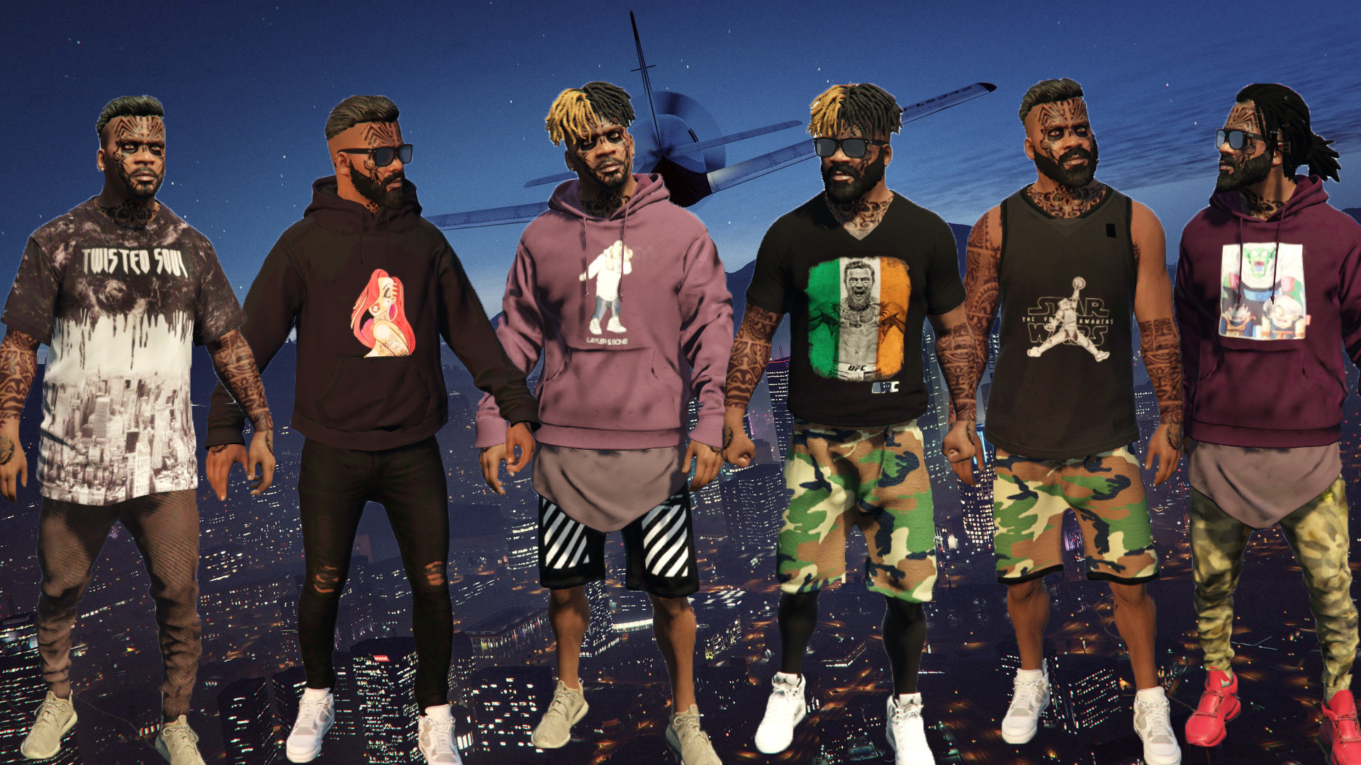 Image result for gta 5 hypebeast outfits