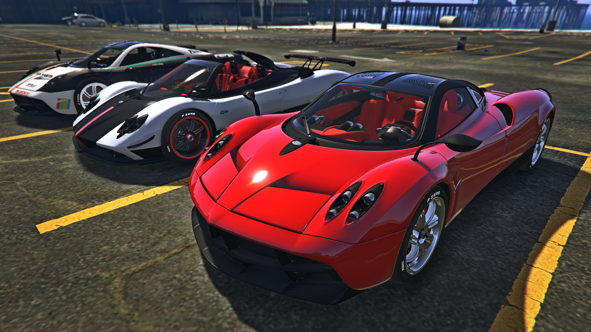 pagani cars dlc add on gta5. Black Bedroom Furniture Sets. Home Design Ideas
