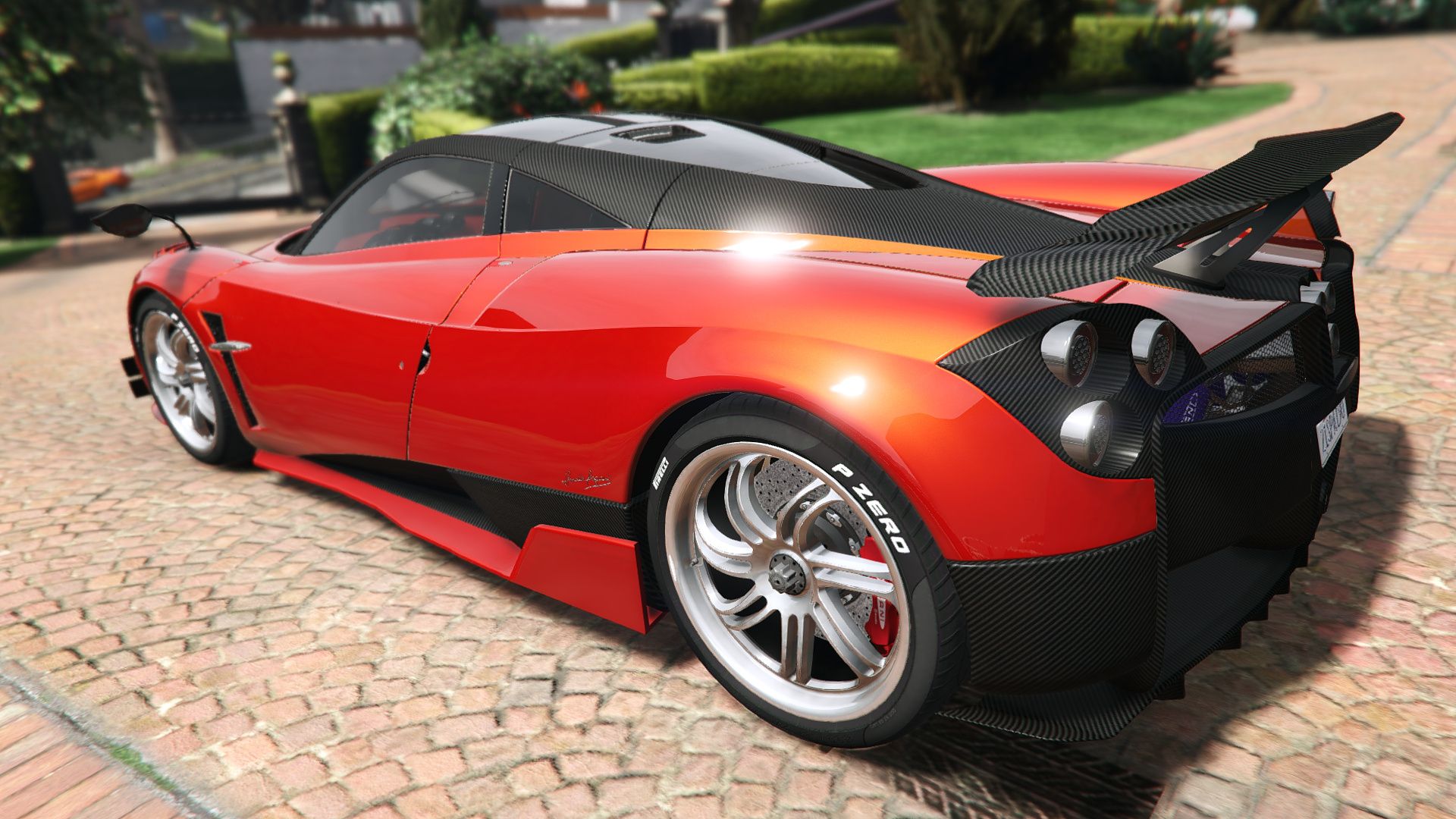 Pagani Huayra GTA 5