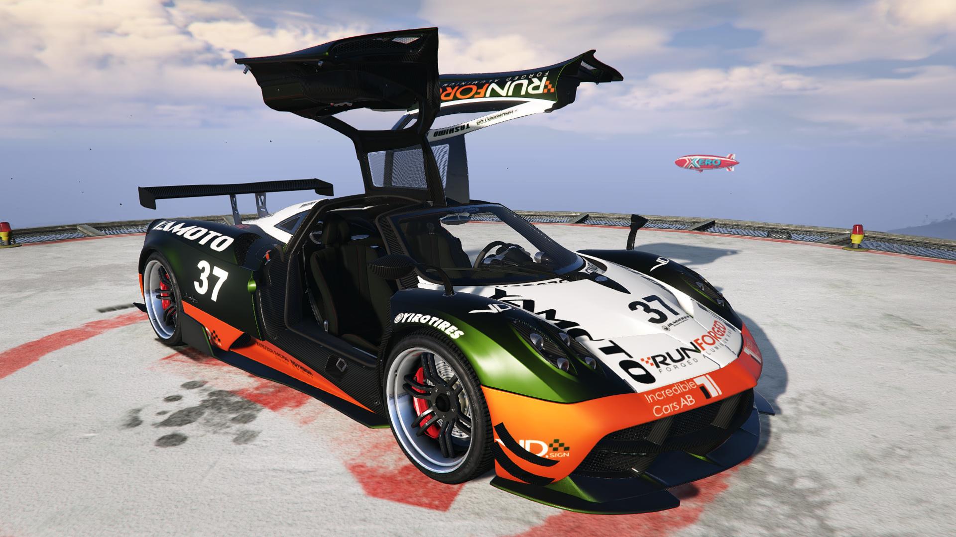Pagani Huayra GTA
