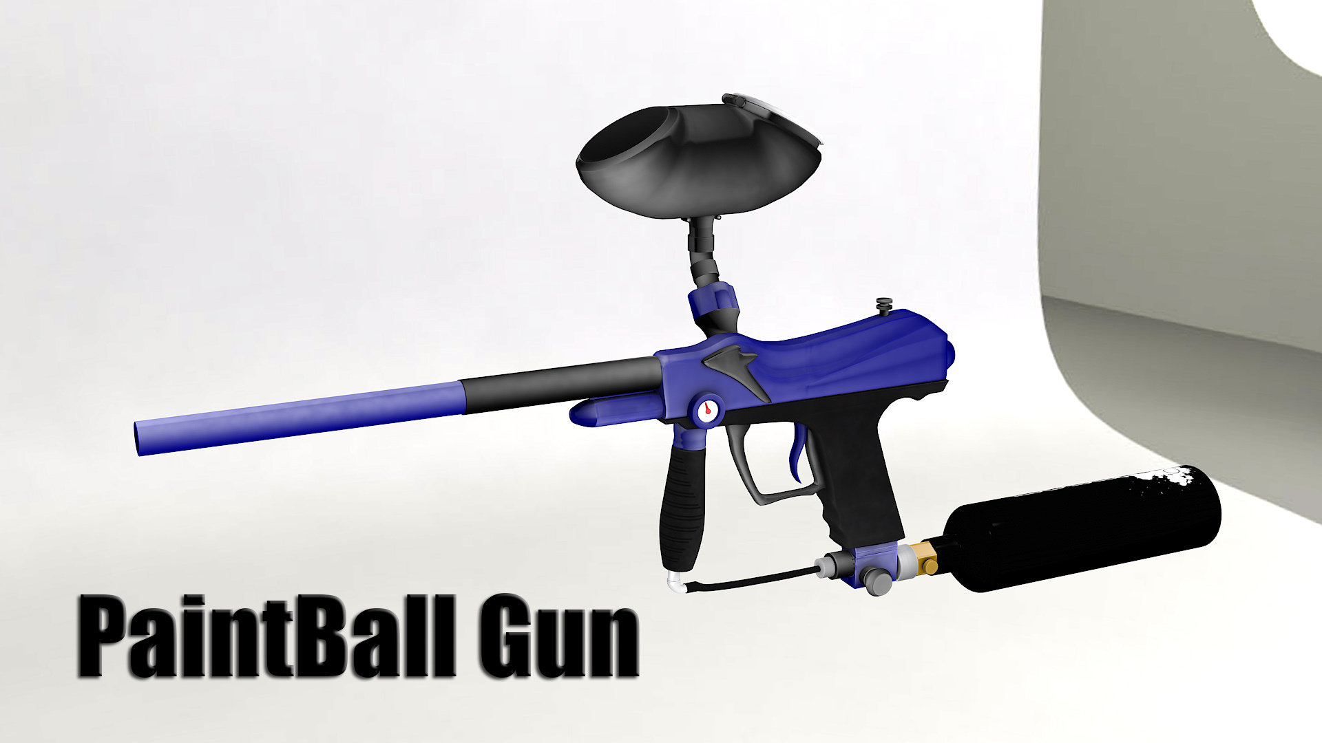 Gta 5 paintball