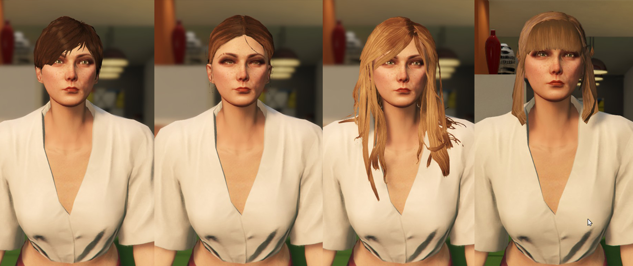 Wondrous New Hairstyles For Female Mp Part 1 Gta5 Mods Com Schematic Wiring Diagrams Phreekkolirunnerswayorg