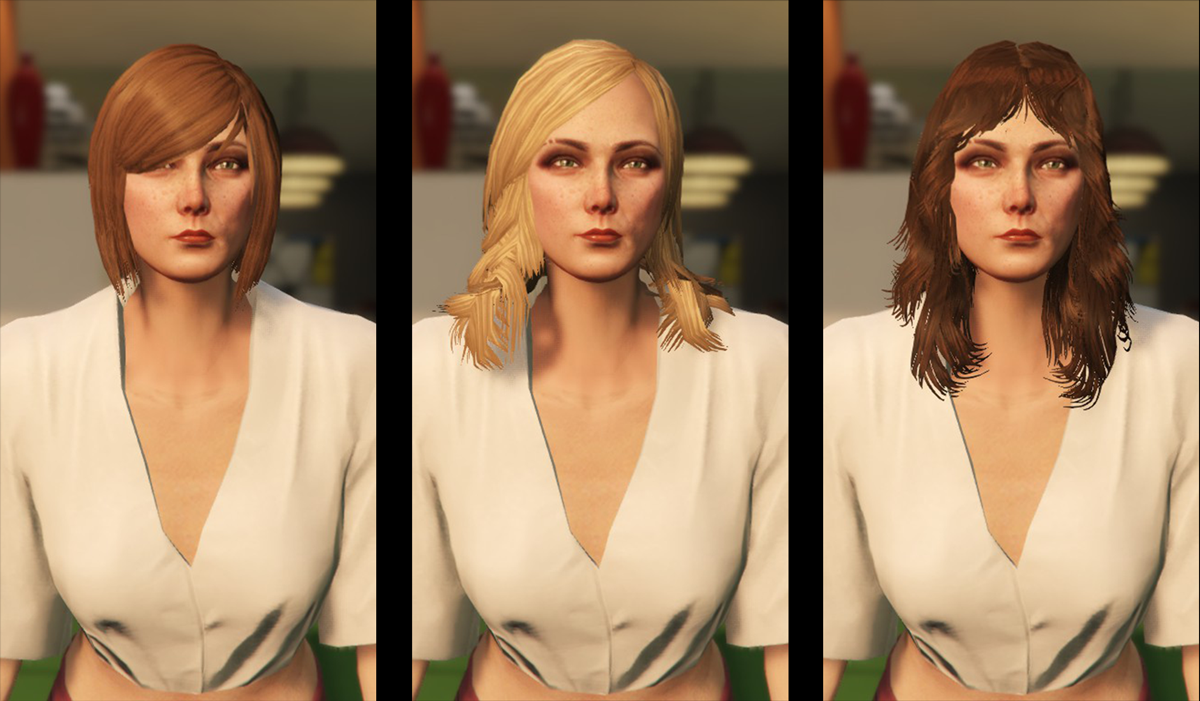 Excellent New Hairstyles For Female Mp Part 1 Gta5 Mods Com Schematic Wiring Diagrams Phreekkolirunnerswayorg