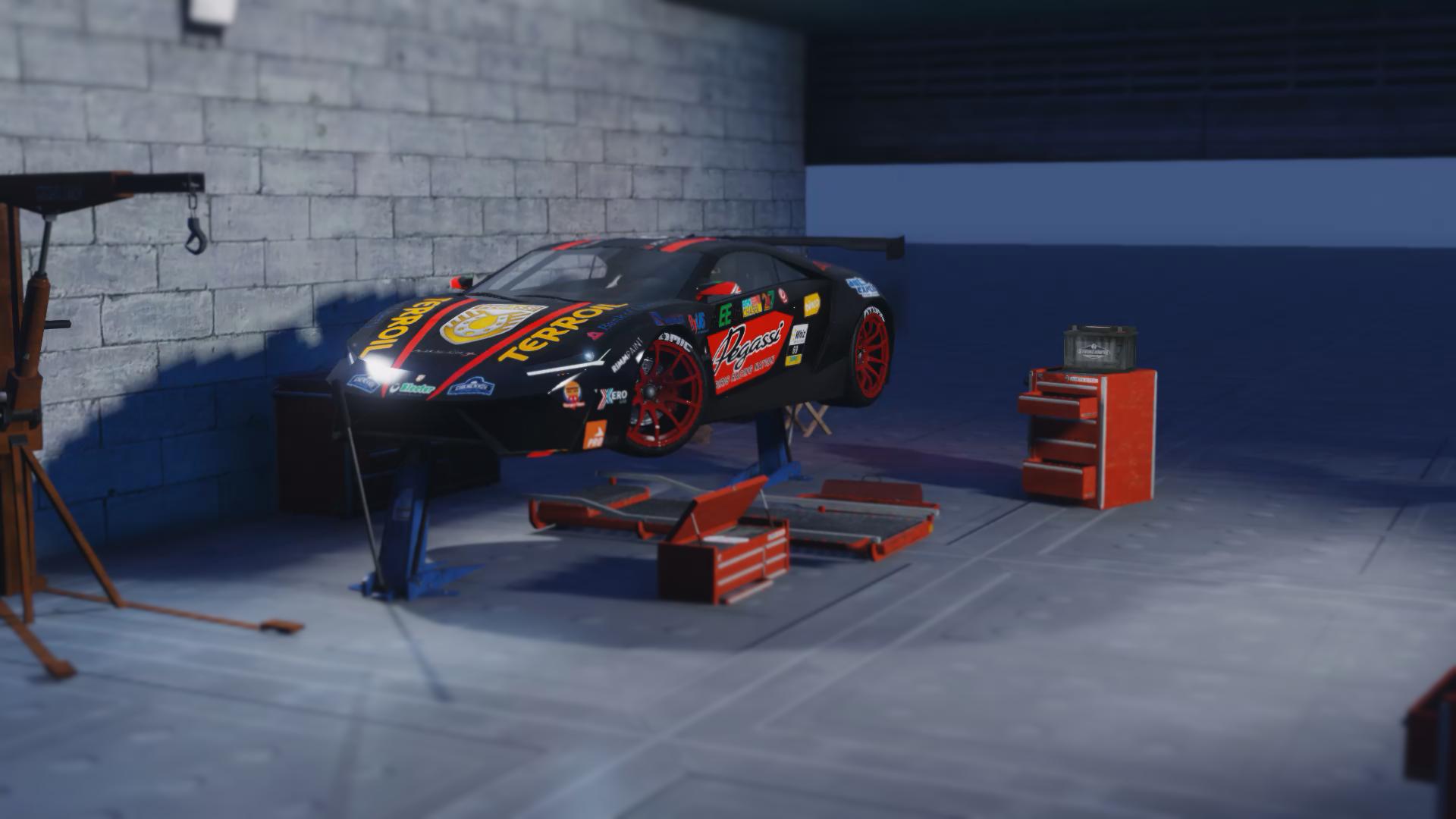 Pegassi Reaper Corsa - GTA5-Mods com