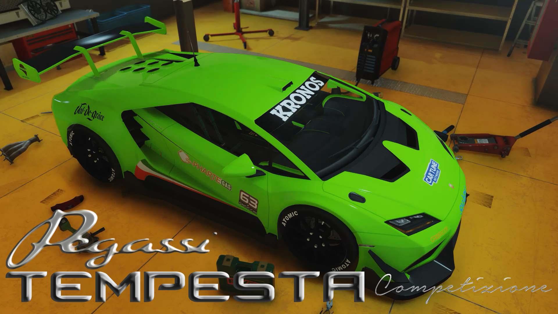 Pegassi Tempesta Competizione [Add-On / Replace] - GTA5-Mods com