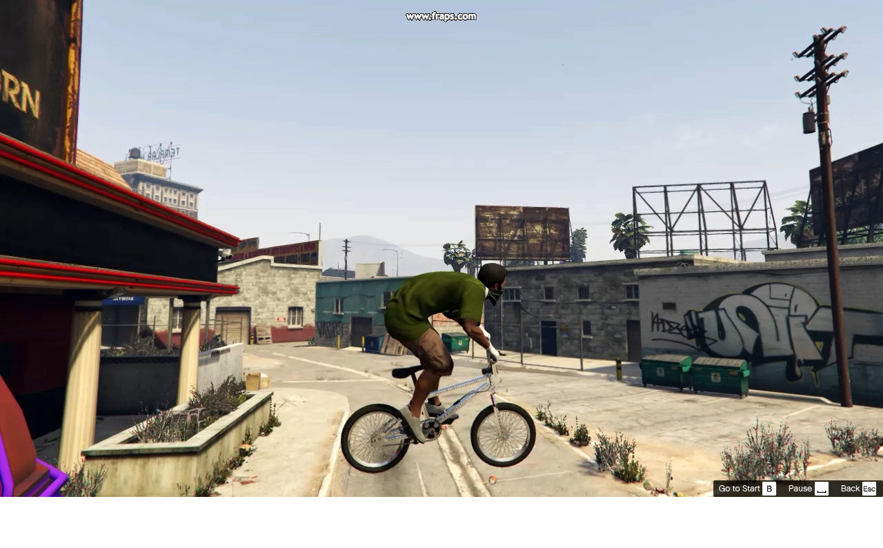 Bmx Bike Cheat For Gta 5 Playstation 3 ~ Verip for