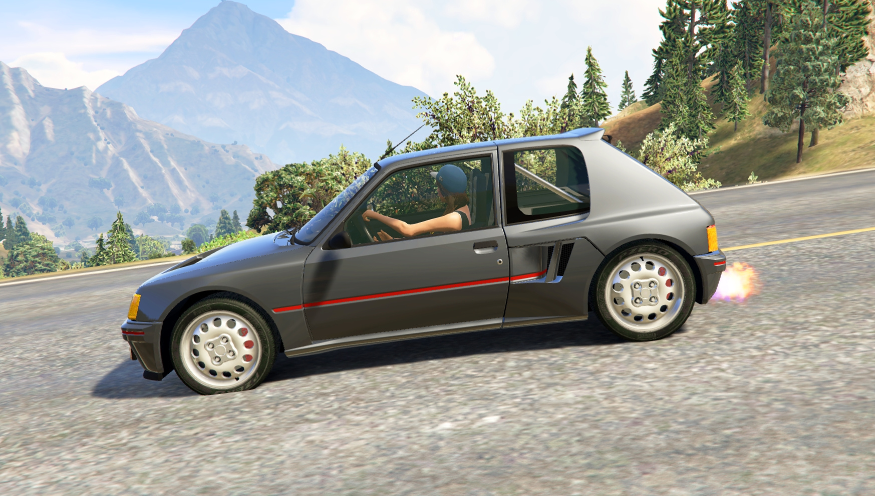 peugeot 205 turbo 16 2in1 add on tuning livery gta5. Black Bedroom Furniture Sets. Home Design Ideas