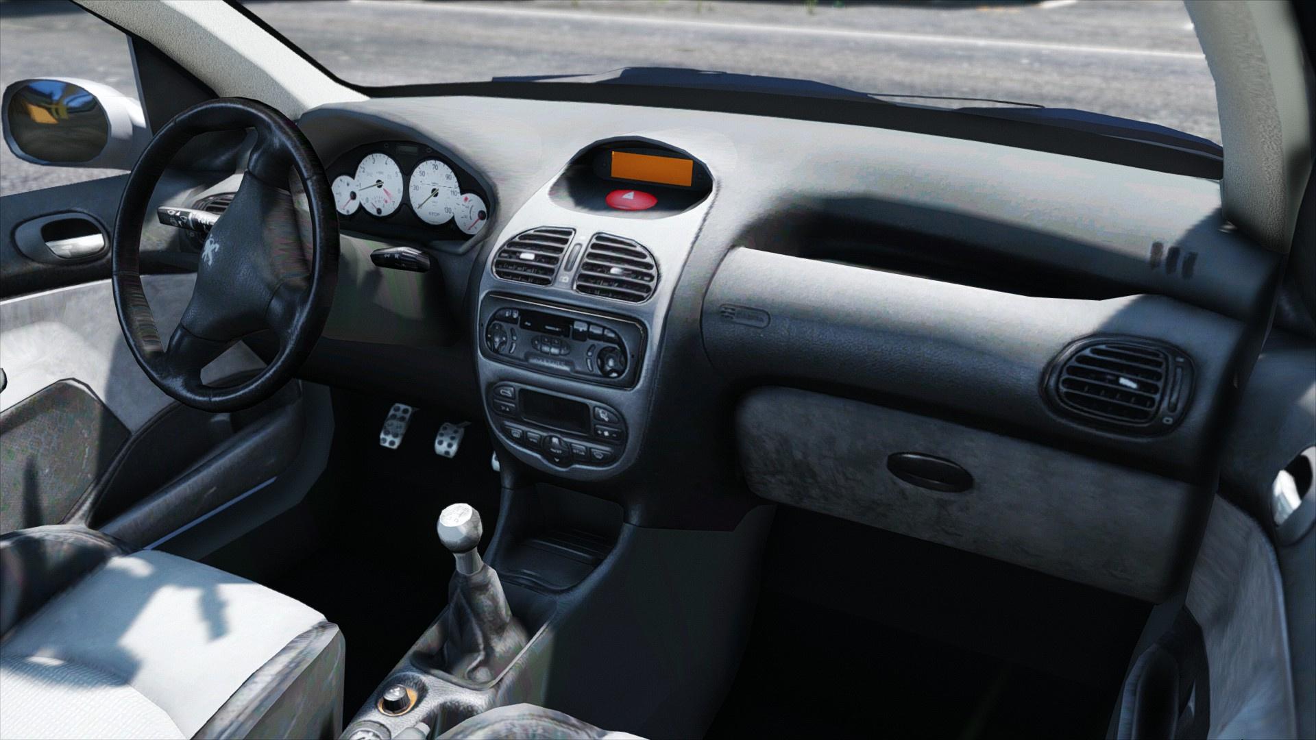 Peugeot 206 Gti Gta5 Mods Com
