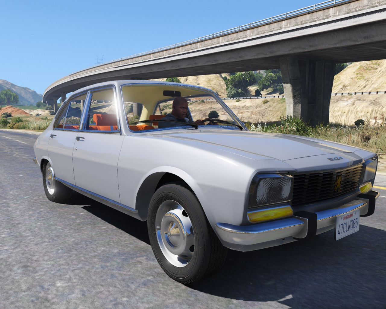 Peugeot 504 Injection 1 8 Berlina A02 68 Add On Replace