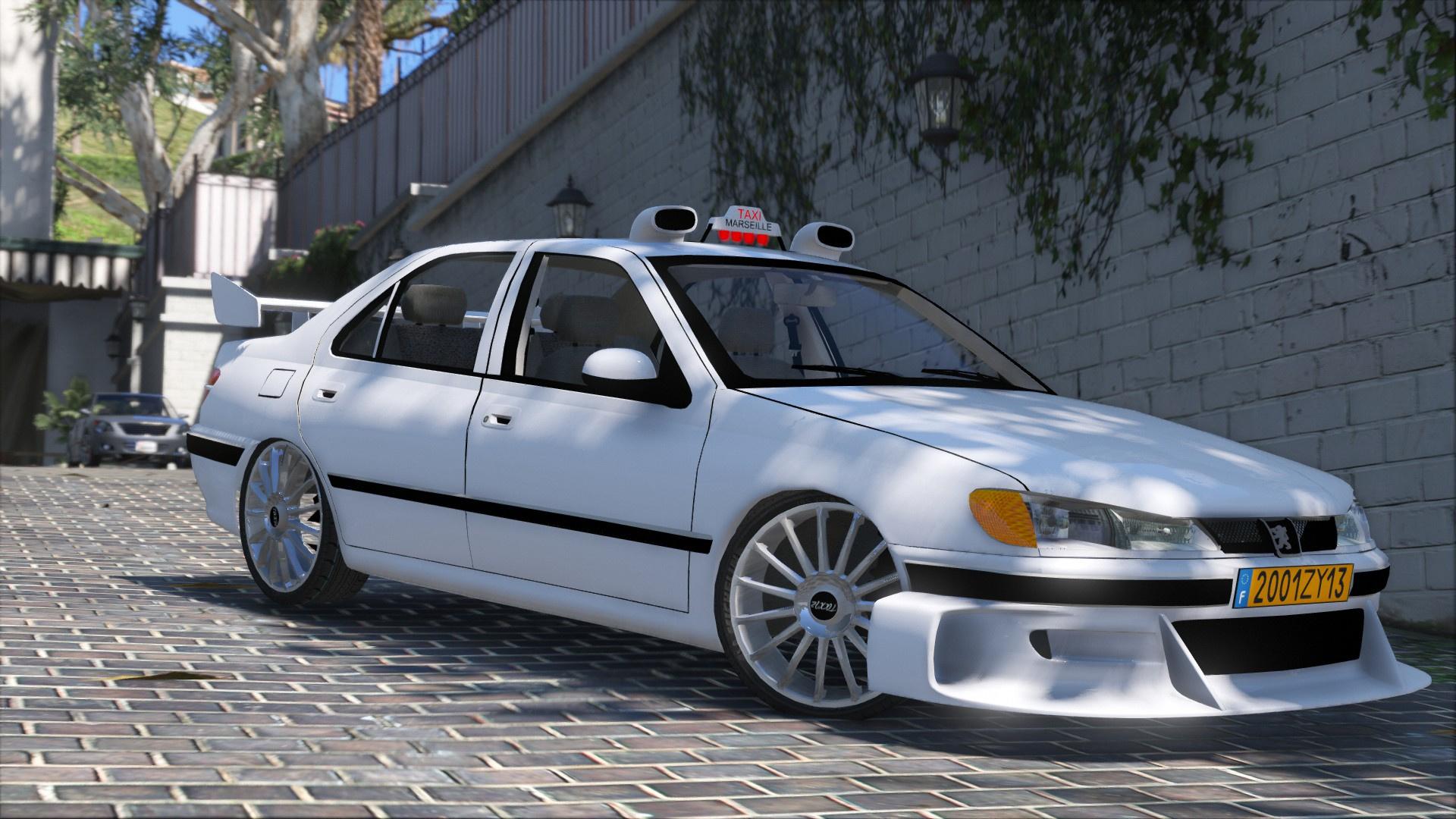 Peugeot Taxi Gta5 Mods Com