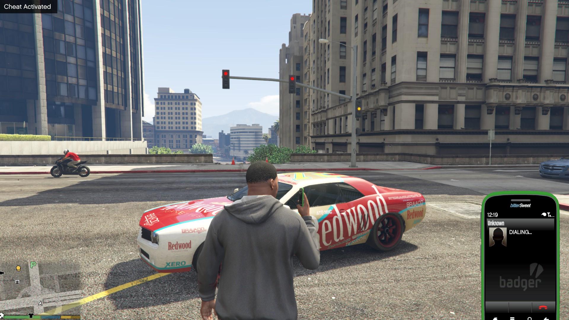 Phone Cheats - GTA5-Mods com