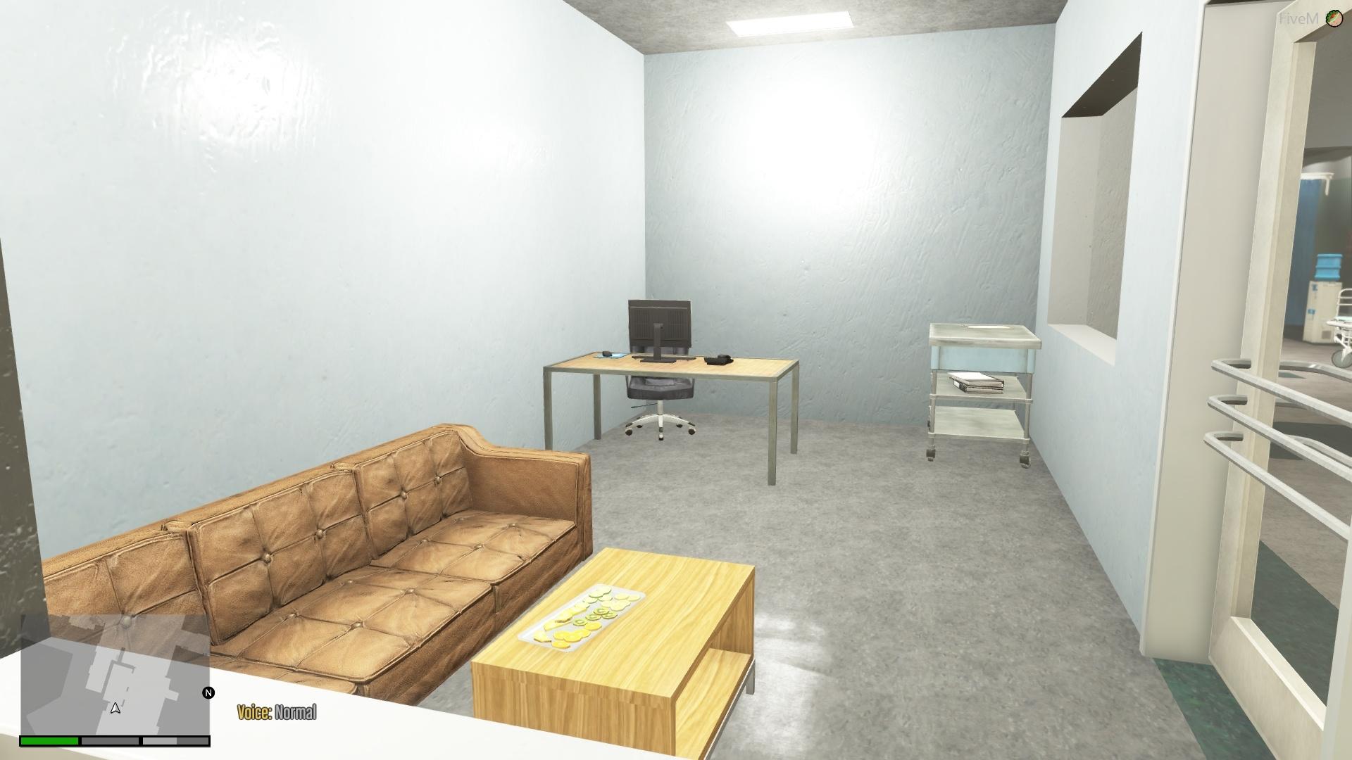 Pillbox Interior (BETA) - GTA5-Mods com