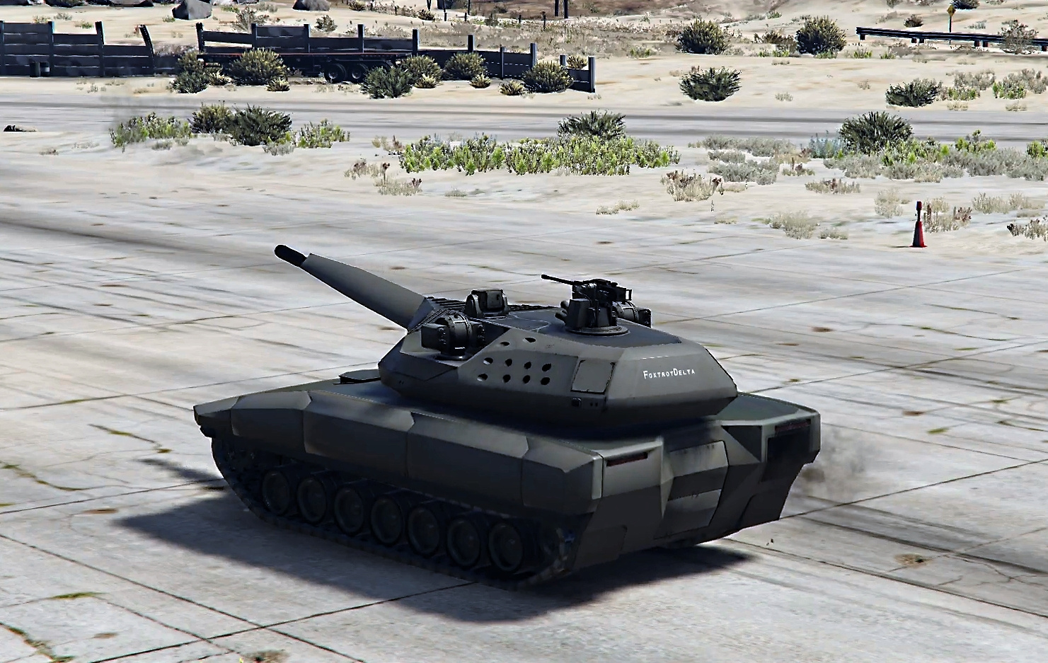 Welcome to GTA5-Mods.com            PL-01 Future MBT [Add-On | HQ]      1.2