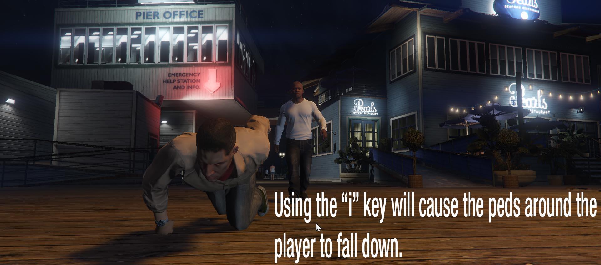 Player/Peds Ragdoll Mod - GTA5-Mods com