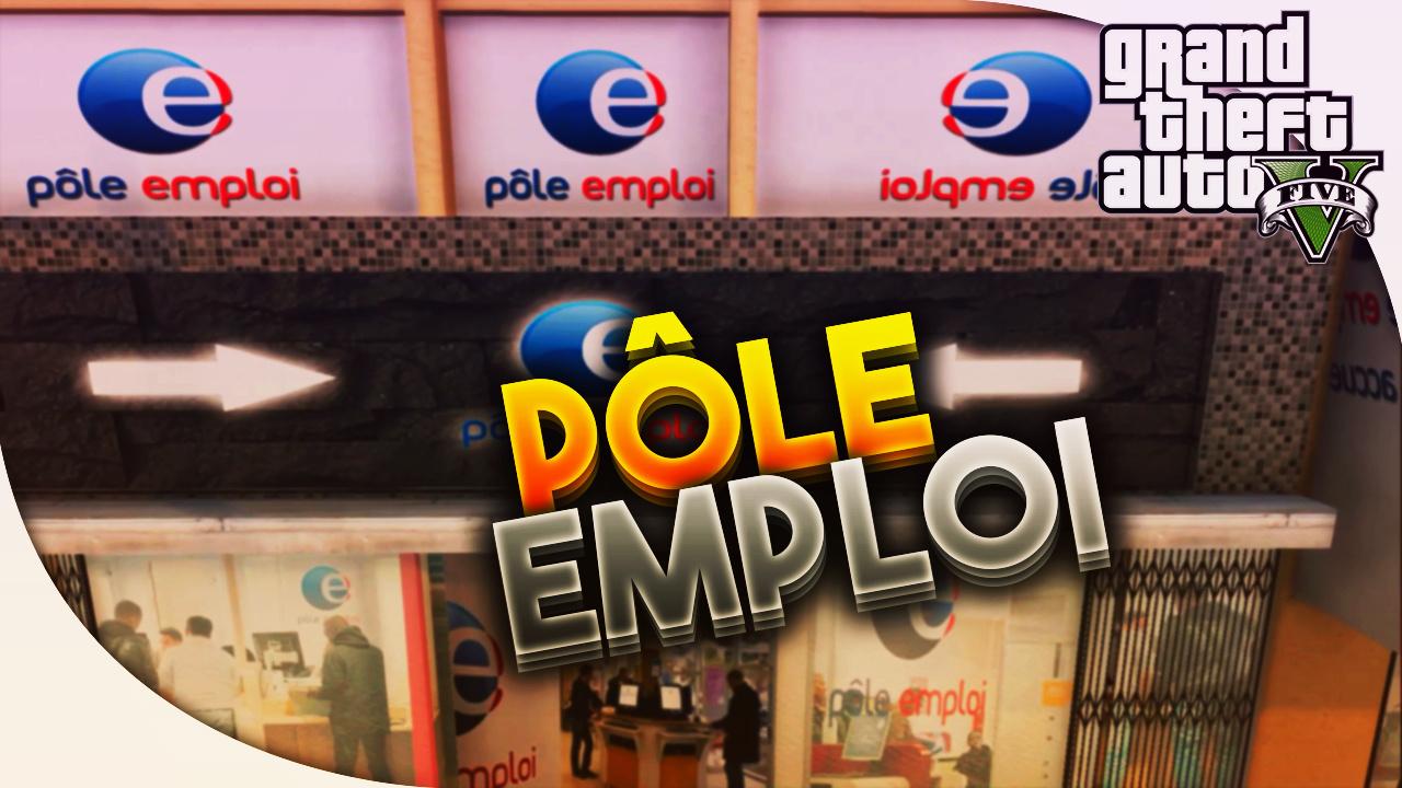 p u00d4le emploi