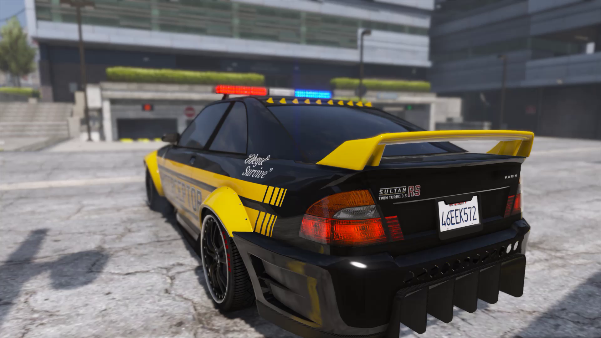 Police Karin Sultan RS (Interceptor) - GTA5-Mods.com