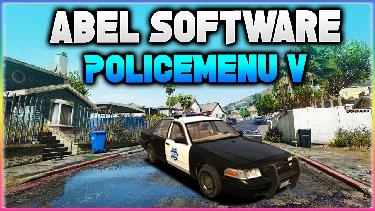 PoliceMenu V - GTA5-Mods com