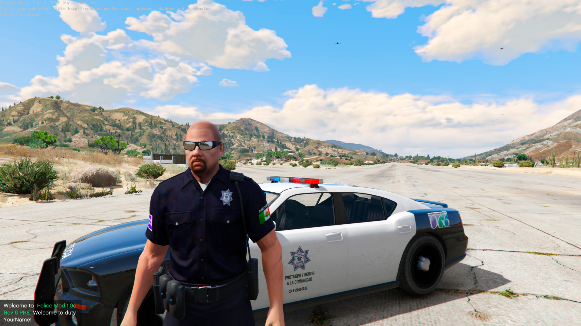 Mexico Federal Police Policia Federal M 233 Xico Gta5 Mods Com