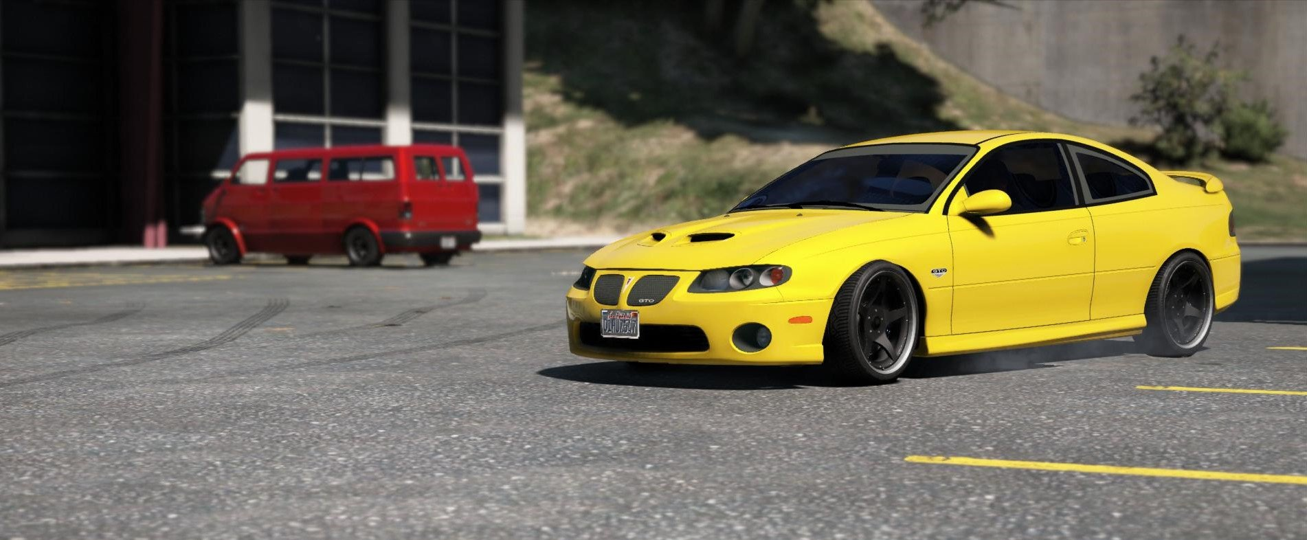 Pontiac GTO 2006 [Add-On   Replace   Livery   Extras ...